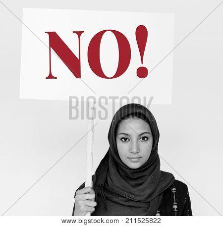 Say No! to discrimination