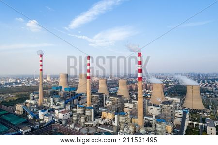 thermal power plant dezhou city shandong provinceChina
