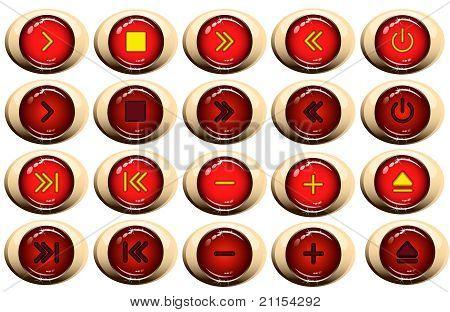 Button Play Set