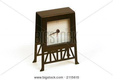 A Stylish Modern Clock
