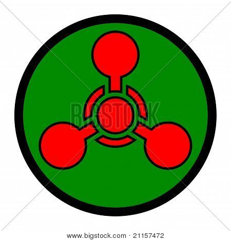 Chemical Weapon Symbol