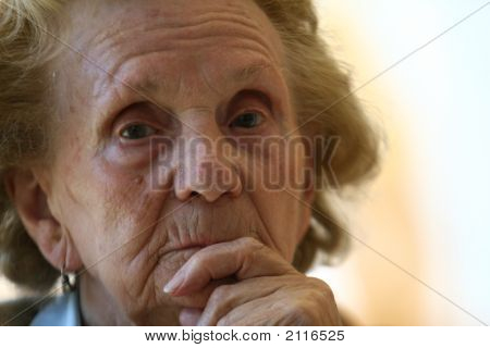 Grandmother Thinks