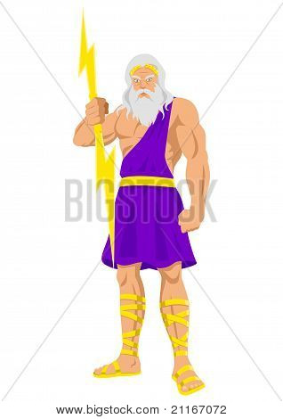 Greek God & Goddess_Zeus