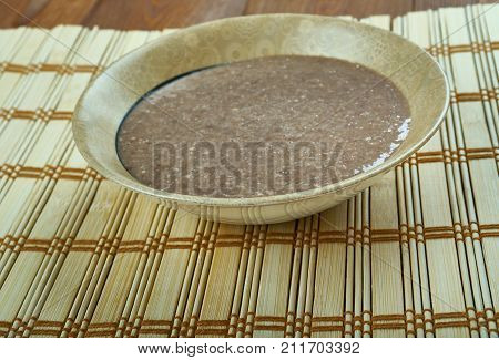 Talkan Porridge