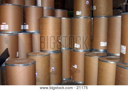 Spice Barrels