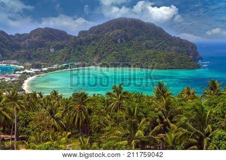 Andaman Sea, Phuket, Krabi, South Of Thailand
