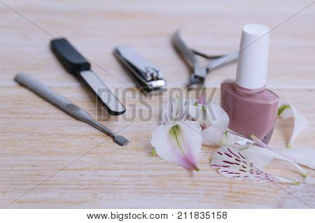 Accessories For Manicure And Pedicure