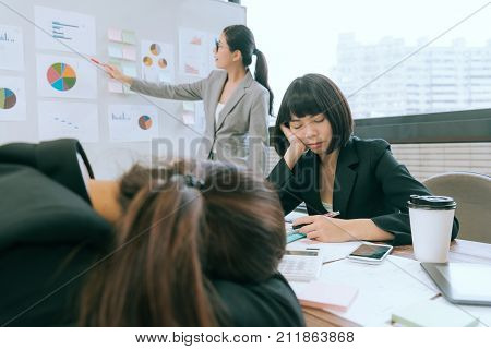 Beautiful Professional Business Manager Woman