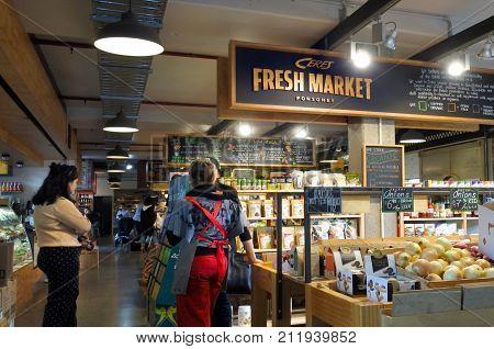 Ceres Fresh Market Ponsonby Auckland New Zealand