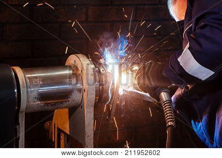 Mechanic Welding  Metal