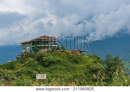Haven Sapa Restaurant On The Top Of The Hill