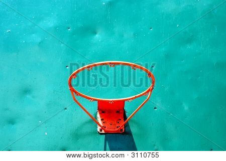Basketball Hoop