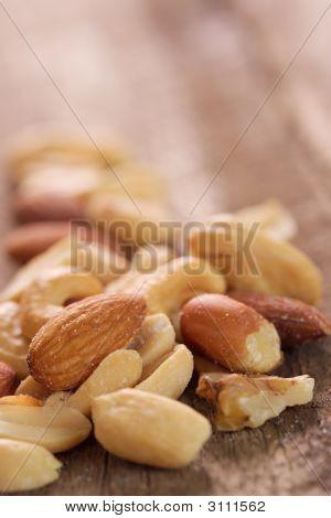 Mixed Nuts.