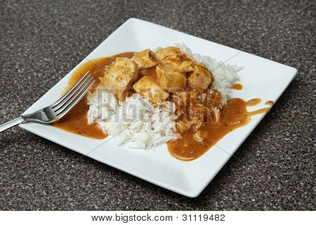 Chicken Tikka Marsala