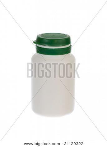 Isolated pillbox