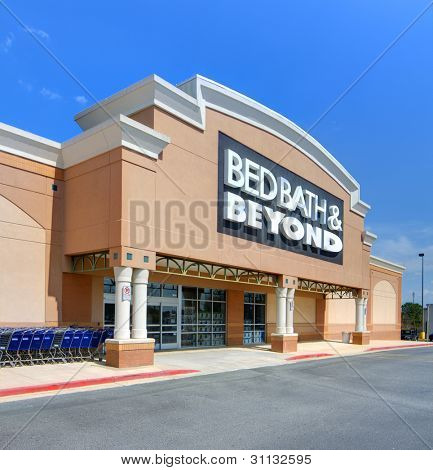 ATHENS, GEORGIA - MARCH 15: Bed Bath and Beyond March 15, 2012 in Athens, GA.The mid-ranged domestic merchandiser is included in the S&P 500 and Global 1200 Indices and the NASDAQ-100 Index.