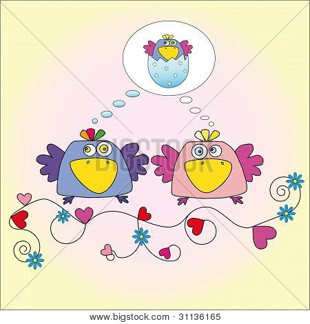 Dream Of Two Bird