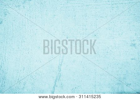 Blue And White Concrete Or Stone Texture For Background In Black Wallpaper.