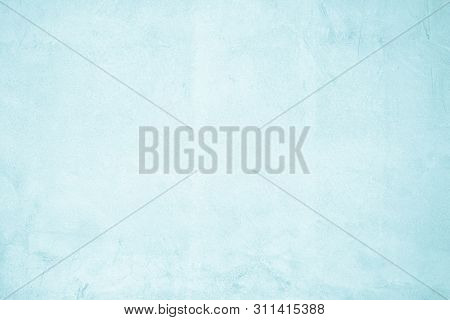 Pastel Blue And White Concrete Stone Texture For Background In Black Wallpaper. Cement And Sand Wall