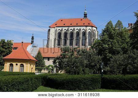 The largest Church in Prague