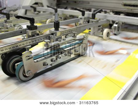 Working print machine - Others in my gallery