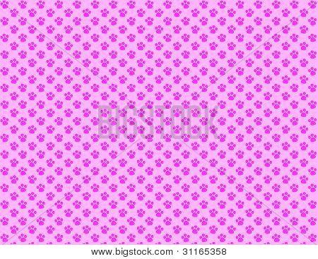 Roze poten
