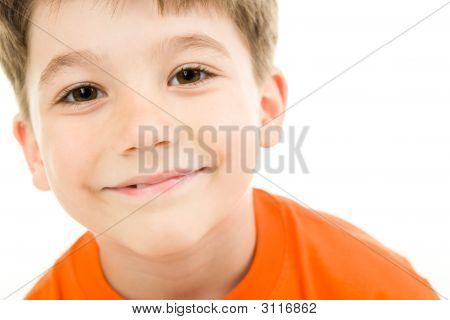 Face Of Boy