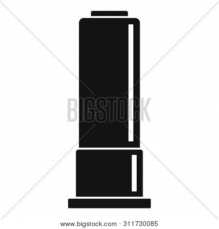 Shooter Cartridge Icon. Simple Illustration Of Shooter Cartridge Vector Icon For Web Design Isolated