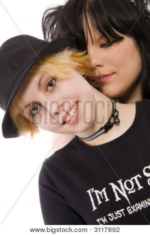 Alternative Style Girls