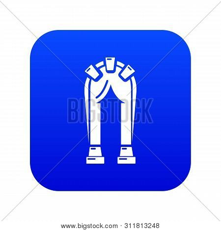 Archway History Icon. Simple Illustration Of Archway History Vector Icon For Web