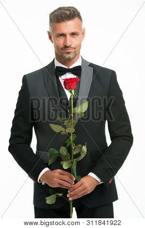Valentines Day And Anniversary. Dating Services. How To Be Romantic. Romantic Gentleman. Man Mature
