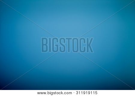 simple modern abstract empty blue gradient background