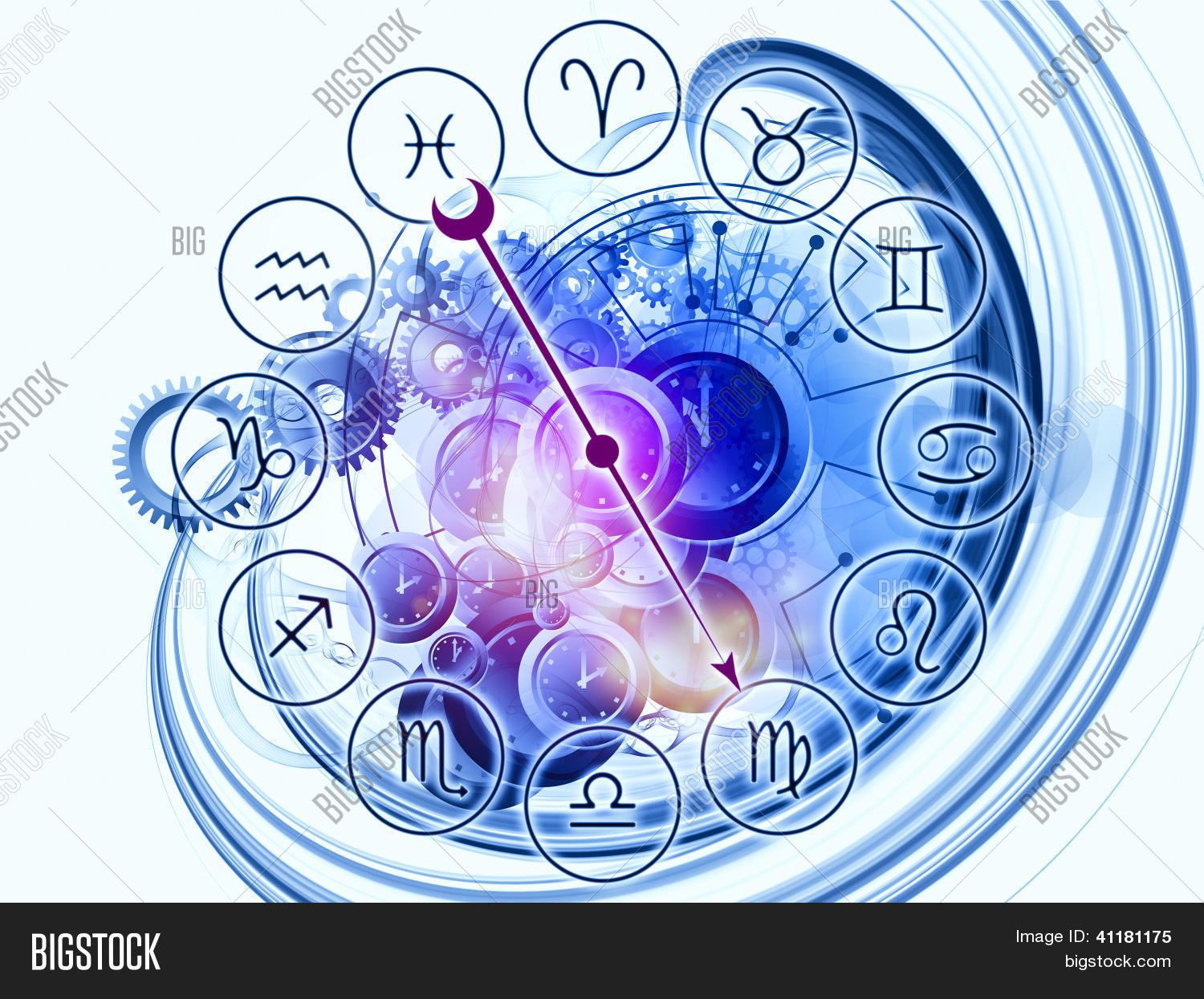 Abstract Zodiac Image & Photo (Free Trial) | Bigstock