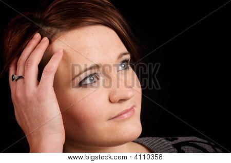 Irina Face Closeup