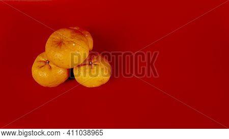 Chinese New Year Mandarine Orange