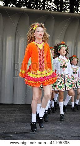 Irish dance.