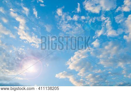 Sky background, sky high scene, big sunset sky with dramatic clouds,sky background,picturesque sky,vast sky landscape.Sky landscape.Sky background.Dramatic blue sky background,vast sky landscape,sky panoramic scene,sunny sky, sky landscape,sky view