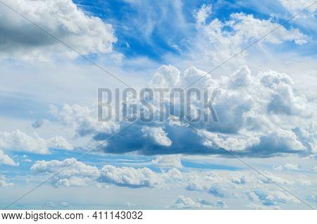 Blue sky,sky background,picturesque sky,vast blue sky landscape Sky landscape.Sky background.Dramatic blue sky background,scenic sky landscape,sky panoramic scene,sunny blue sky, sky landscape,blue sky view