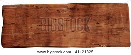 Pear wood Texture isolated on white