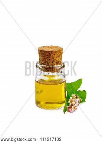 Oil Buckwheat In Vial With Fa Lower