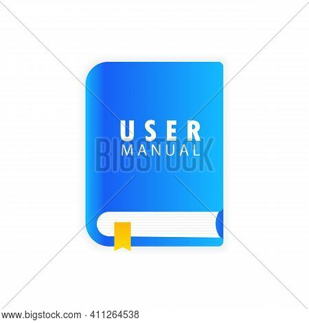User Manusl Banner. Document Specification Requirements, Instructions For Use Concept. Expertise Gui