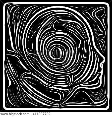Return Of Woodcut Design