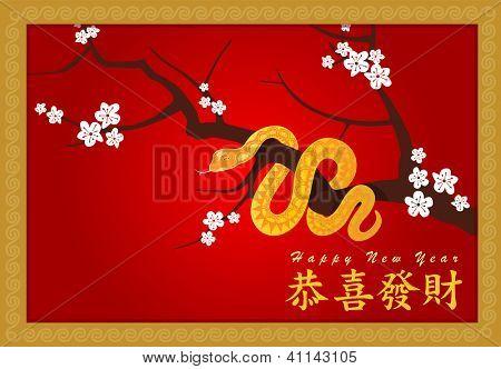 Happy New Year (Gong Xi Fa Cai) EPS10