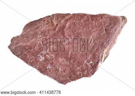 Stone On White Background, Geological Science, Rock, Geological,