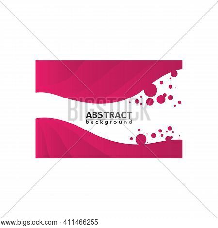 Frame And Background Design, Vector, Graphic, Abstract, Corner Colorful For Cover And Concept Vintag