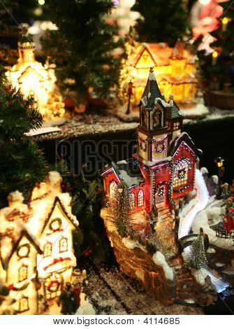 Toy Light Houses