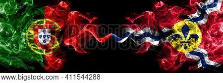 Portugal, Portuguese Vs United States Of America, America, Us, Usa, American, Saint Louis, Missouri