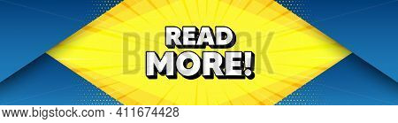 Read More Symbol. Modern Background With Offer Message. Navigation Sign. Get Description Info. Best
