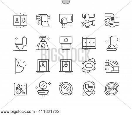 Toilet, Restroom. Toilet Paper. Hand Dryer. Bathroom, Domestic, Household, Washroom, Wash, Sanitary