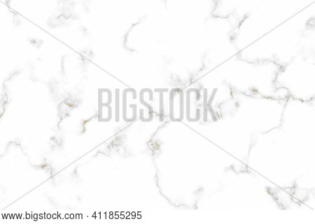 Gold Mineral Bat Line And White Granite Marble Luxury Interior Texture